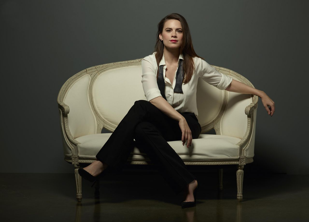 Hayley Atwell - Conviction Posters, Promos And Stills-3230