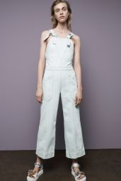 Hedvig Palm - Rebecca Taylor Resort Spring 2017 Collection