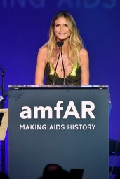 Heidi Klum - 2016 amfAR Inspiration Gala at Milk Studios in Los Angeles