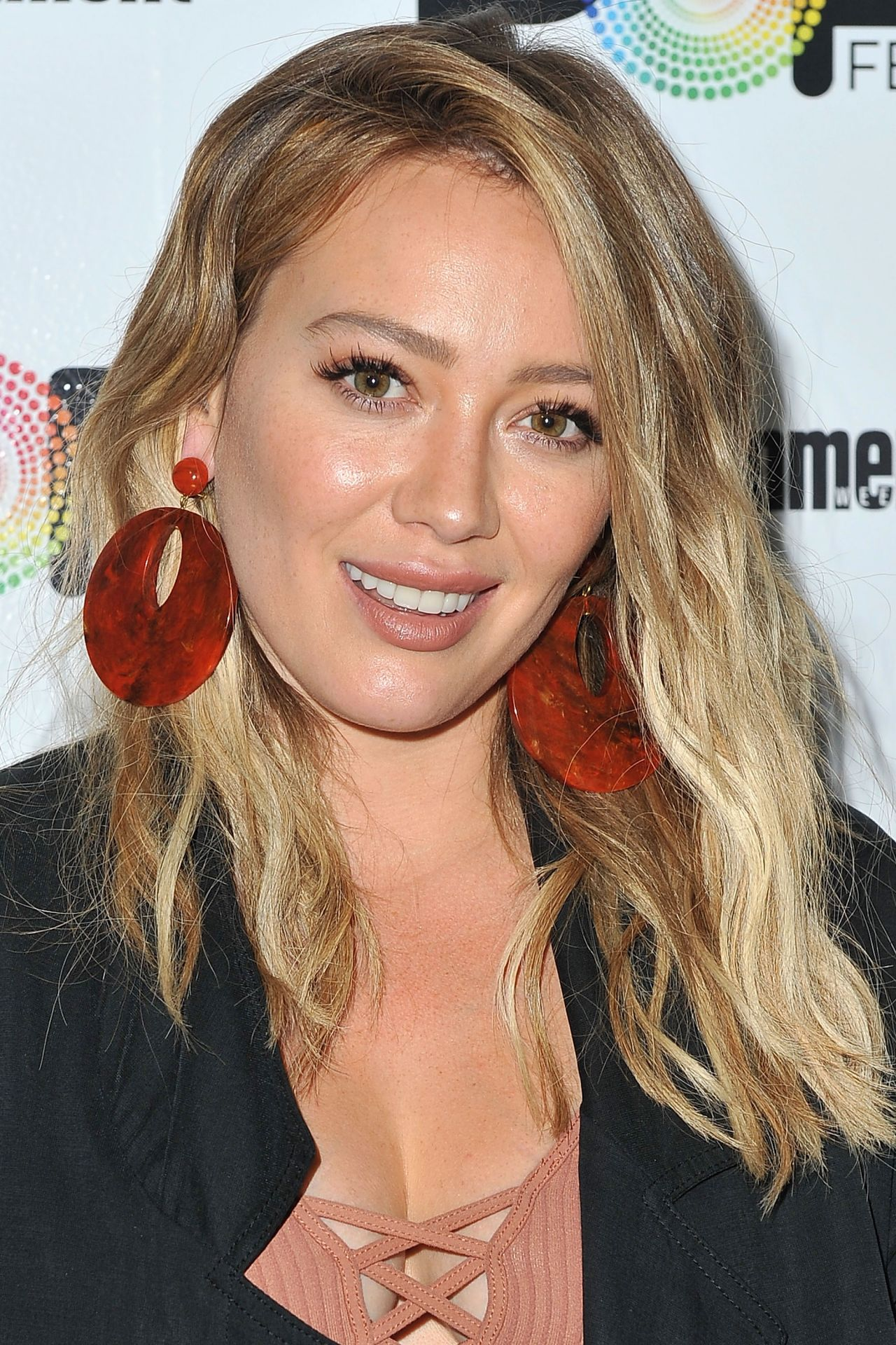 Hilary Duff - Entertainment Weekly PopFest in Los Angeles ... Hilary Duff