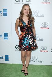 Holly Barrett - Environmental Media Association 26th Annual EMA Awards in Burbank, CA