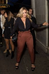 Holly Hagan – In The Style AW16 Launch Event in London 10/6/2016