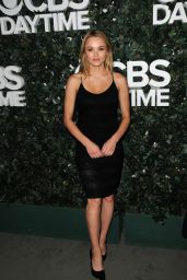 Hunter King - CBS Daytime #1 for 30 Years Launch Party in Beverly Hills 10/10/2016
