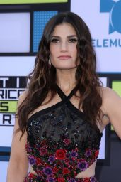 Idina Menzel – Latin American Music Awards in Hollywood 10/6/ 2016