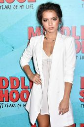 Isabela Moner – 'Middle School: The Worst Years of My Life' Premiere in Los Angeles 10/05/2016