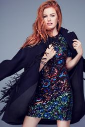 Isla Fisher - Photoshoot for Glamour Magazine Mexico, October 2016