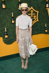Jamie Chung – Veuve Clicquot Polo Classic in Los Angeles 10/15/2016