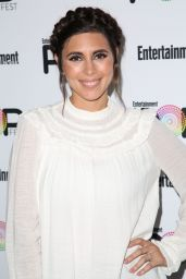 Jamie-Lynn Sigler - Entertainment Weekly PopFest in Los Angeles 10/29/2016