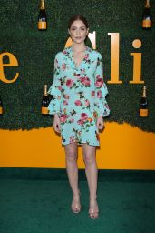 Janet Montgomery – Veuve Clicquot Polo Classic in Los Angeles 10/15/2016