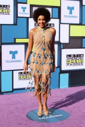 Jeimy Osorio – Latin American Music Awards in Hollywood 10/6/ 2016