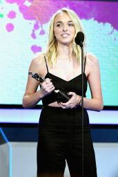 Jenn McAllister - Streamy Awards in Beverly Hills, 10/04/2016