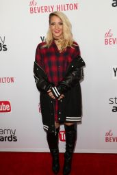 Jenna Marbles - 2016 Streamy Awards in Beverly Hills