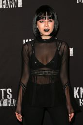 Jennette McCurdy – Knott's Scary Farm Opening Night in Buena Park, CA 9/30/2016
