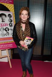 Jennie McAlpine – 'Be My Baby' Press Night in Manchester 10/4/2016