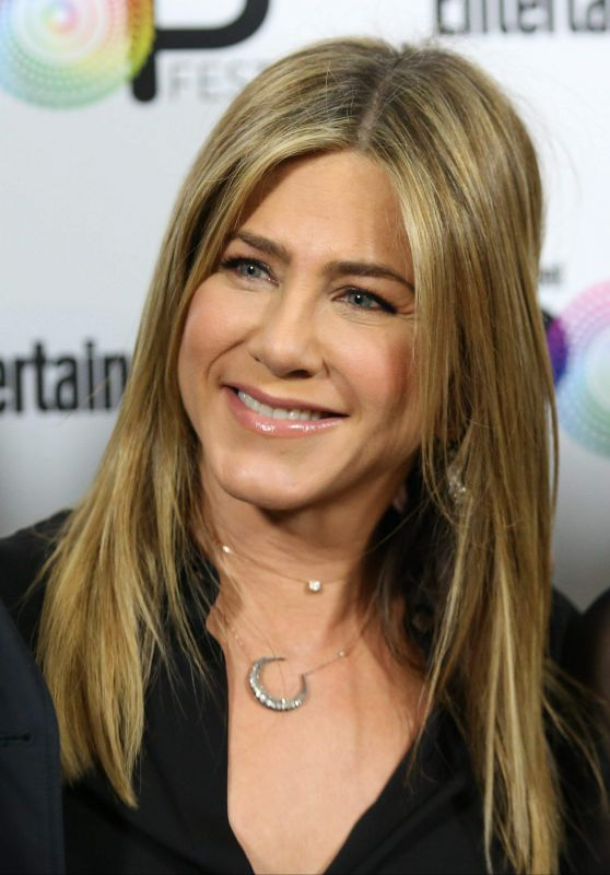 Jennifer Aniston - Entertainment Weekly PopFest in Los Angeles 10/30/ 2016