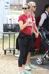 Jennifer Garner - Walk To Defeat ALS At Exposition Park in Los Angeles 10/16/ 2016