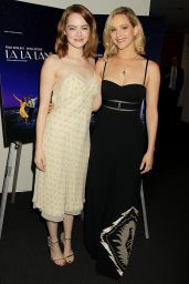 Jennifer Lawrence and Emma Stone -
