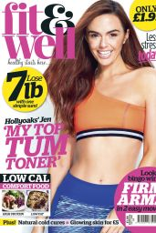 Jennifer Metcalfe - Fit & Well Magazine November 2016