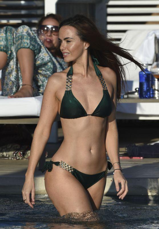 Jennifer Metcalfe in Bikini - Ibiza 10/14/ 2016