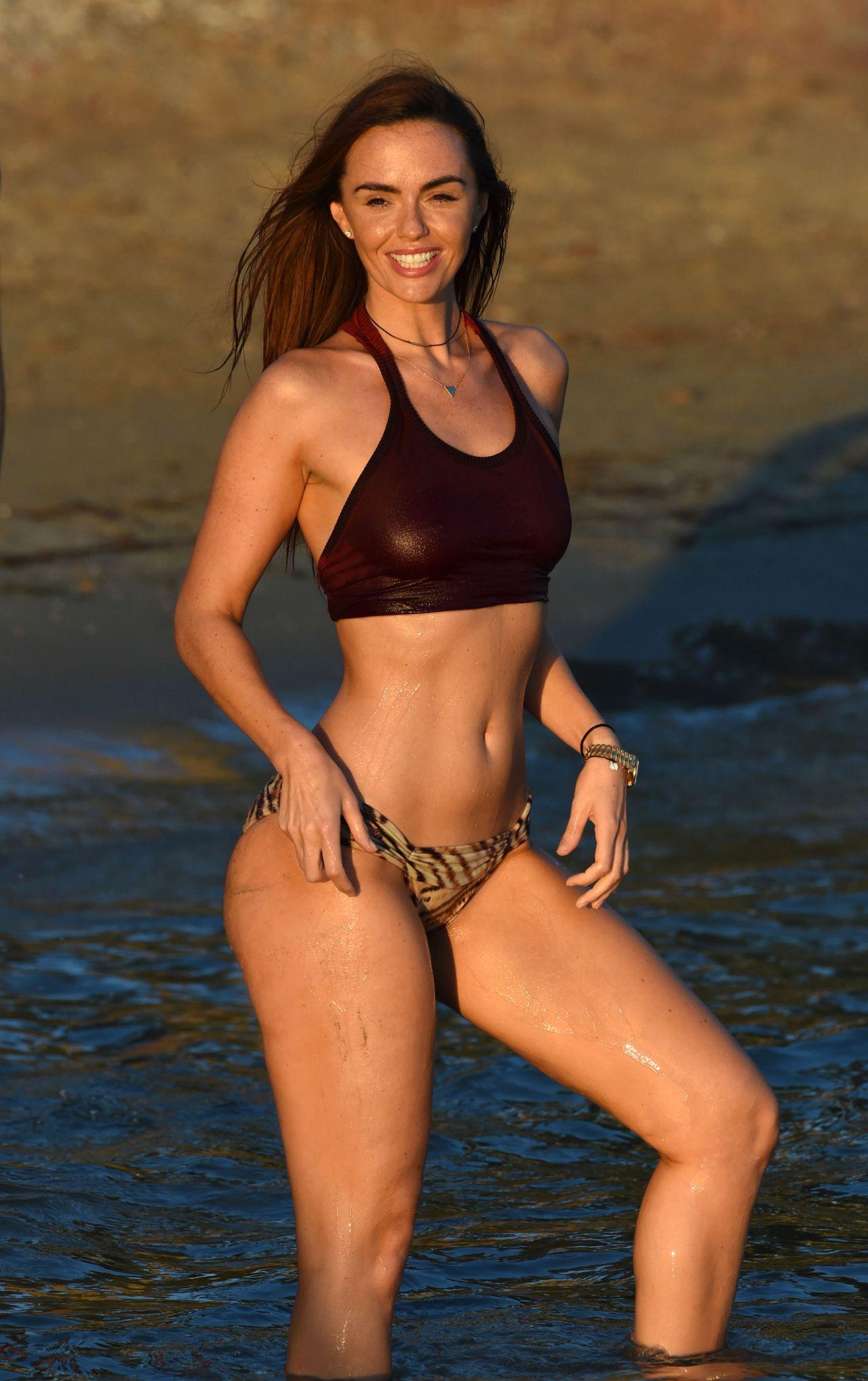 Jennifer Metcalfe in Bikini Pic 3 of 35