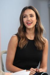 Jessica Alba - Martha Stewart Made in America NY Summit in New York City 10/22/ 2016