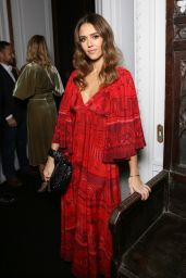 Jessica Alba - Valentino Show After Party - Paris Fashion Week 10/2/2016
