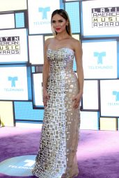 Jessica Carrillo – Latin American Music Awards in Hollywood 10/6/2016