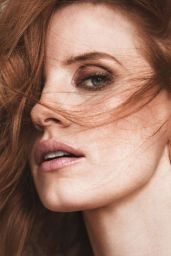 Jessica Chastain - Elle Magazine France October 2016 Issue
