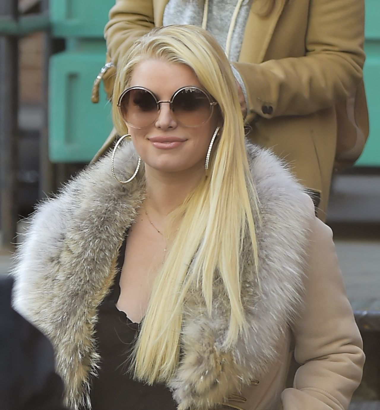 Jessica Simpson - Out and About in New York City 10/26/2016