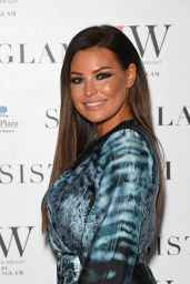 Jessica Wright – Sistaglam Launch Party in London, UK 10/26/ 2016