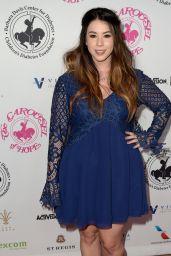 Jillian Rose Reed – Carousel Of Hope Ball in Beverly Hills 10/08/2016