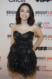 Jodelle Ferland - Brightlight Pictures Red Carpet Party in Vancouver, September 2016