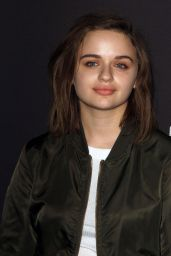 Joey King – Knott's Scary Farm Opening Night in Buena Park, CA 9/30/2016