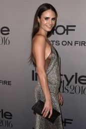 Jordana Brewster – InStyle Awards 2016 in Los Angeles, CA