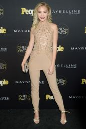 Jordyn Jones – People's 'Ones to Watch' Event in Hollywood 10/13/2016