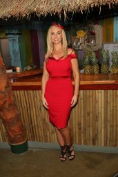Josie Gibson – VIP Opening Night Of Tropicana Beach Club In London 10/12/2016