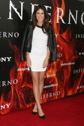 Joslyn Davis – 'Inferno' Premiere in Los Angeles