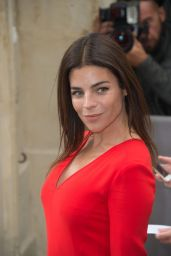 Julia Restoin Roitfeld Arrives at the Christian Dior Show - Paris Fashion Week 10/2/2016