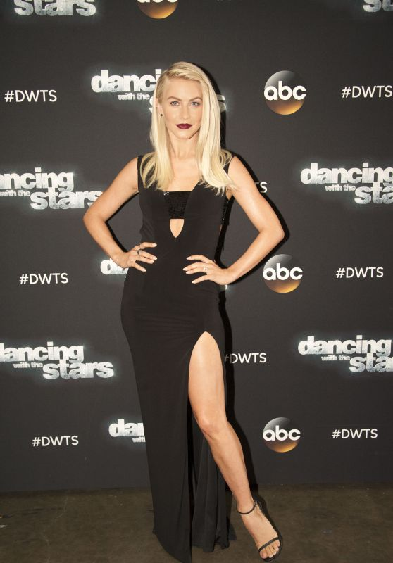 Julianne Hough - Dancing With the Stars, October 2016