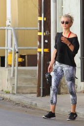 Julianne Hough - Out in Los Angeles 10/4/2016