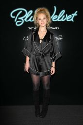 Juno Temple - Blue Velvet 30th Anniversary Screening in New York