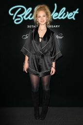 Juno Temple - Blue Velvet 30th Anniversary Screening in New York
