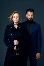 Karine Vanasse Photoshoot - Clin d