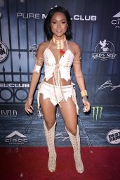 Karrueche Tran - Maxim Halloween Party in Los Angeles 10/22/ 2016