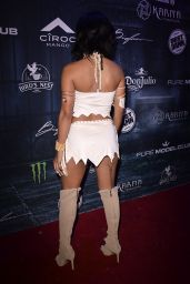 Karrueche Tran - Maxim Halloween Party in Los Angeles 10/22/ 2016