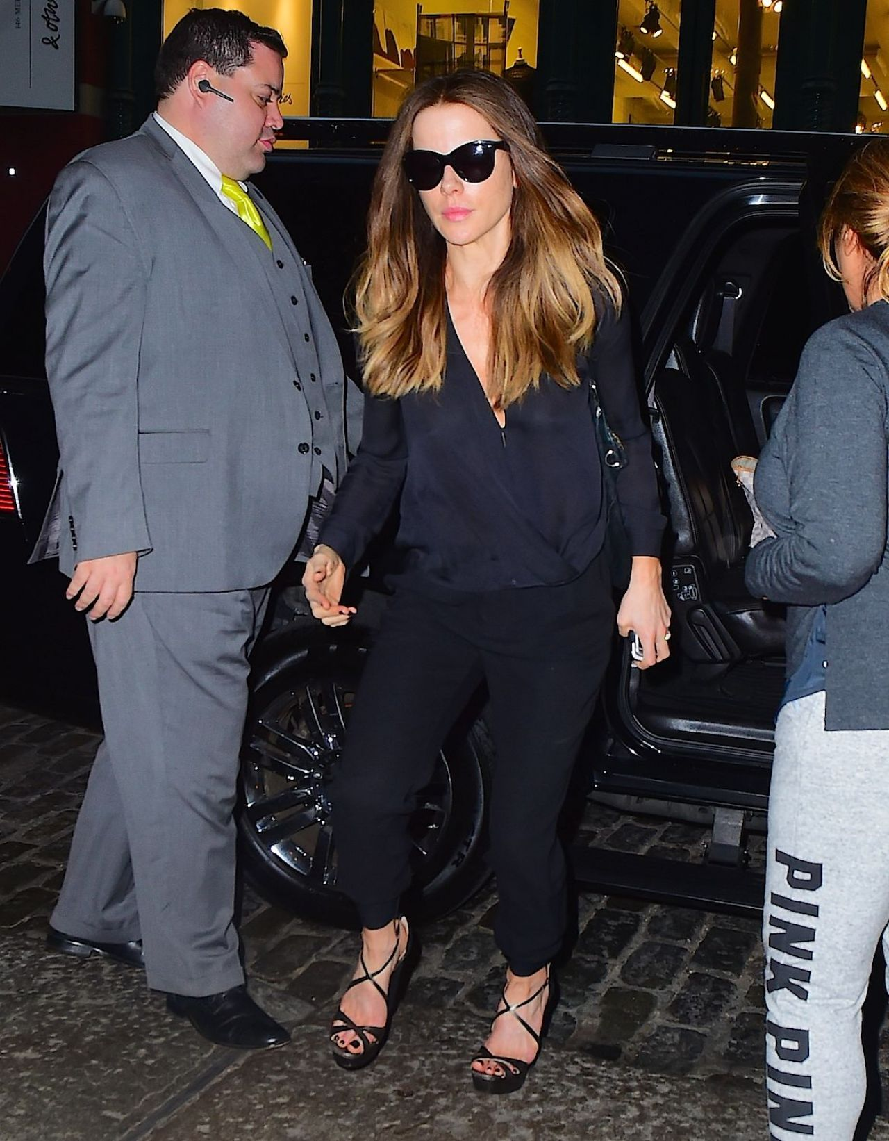 beckinsale at the mercer kitchen in new york city 10 6 2016