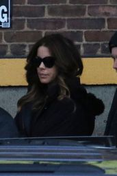 Kate Beckinsale - Out in NYC 10/28/ 2016