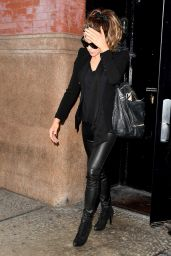 Kate Beckinsale Style - Out in New York 10/7/2016