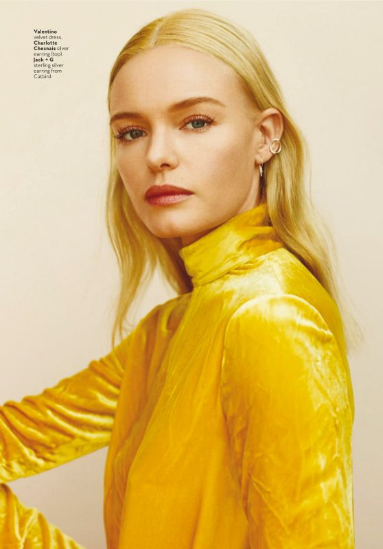 Kate Bosworth - InStyle USA November 2016 Issue