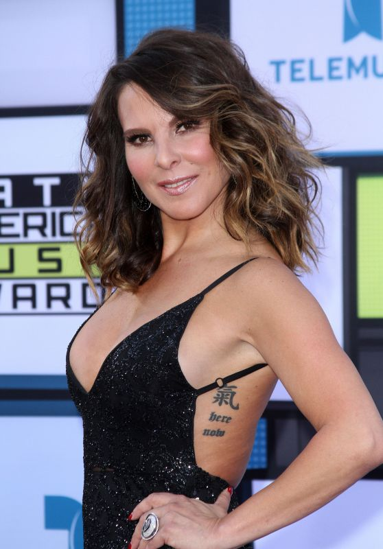 Kate del Castillo – Latin American Music Awards in Hollywood 10/6/ 2016